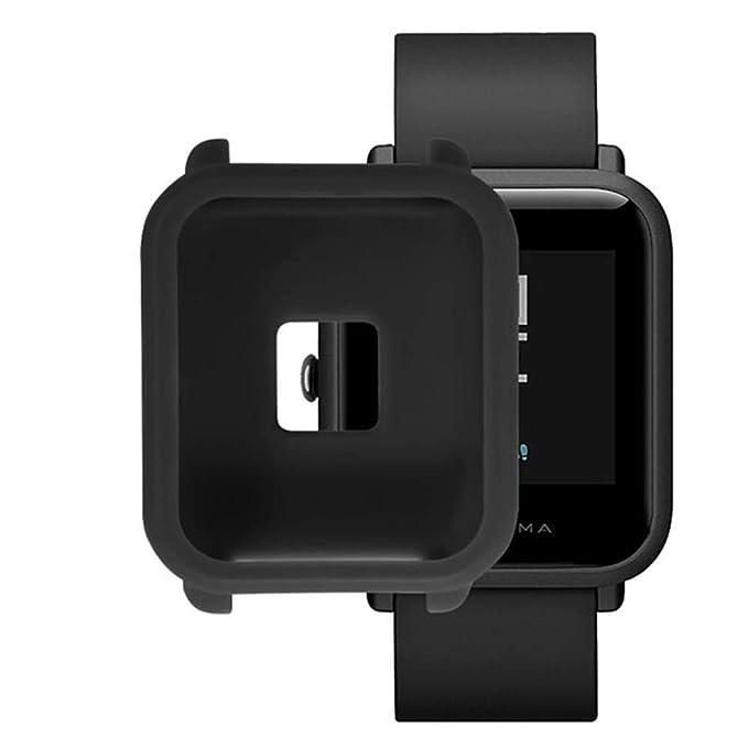 SPGuard Protector de Pantalla de TPU Compatible con Reloj ...