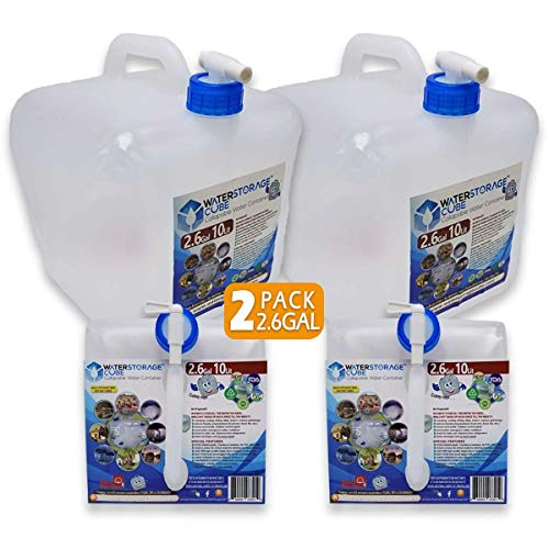 water bag dispenser - 1
