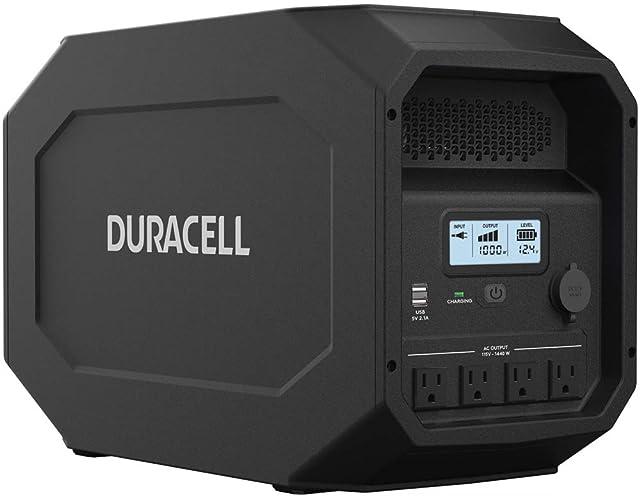 Battery-Biz Duracell solar generator