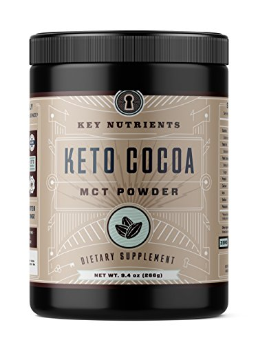 Keto Cocoa Hot Chocolate Ketogenic