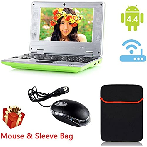 eForprice 7 Mini Notebook Laptop Computer Netbook Android 4.2 System 4GB Storage VIA 8880 Cortex-A9 1.2ghz Wifi Coupons