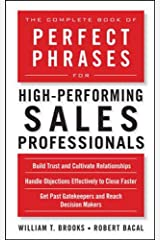 The Complete Book of Perfect Phrases for High-Performing Sales Professionals (Perfect Phrases Series) Paperback