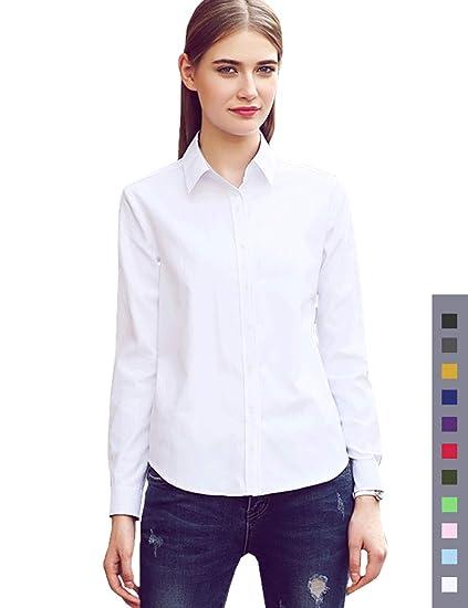 Diig Camisa De Vestir Para Mujer Br09c3b1e Breakfreewebcom