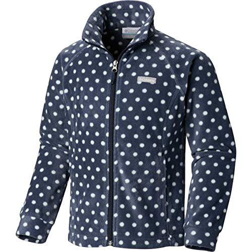 Columbia Benton Springs II Printed Fleece Jacket - Toddler Girls