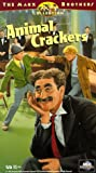 Animal Crackers [VHS]