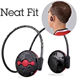 Avantree Jogger Plus Wireless Bluetooth V4.1 Headphones with aptX,  with Mic