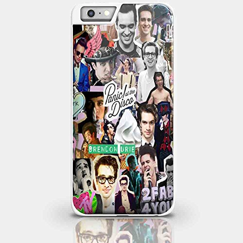 Brendon Urie Panic at the Disco Collage for Iphone and Samsung Galaxy Case (iPhone 6 plus white)