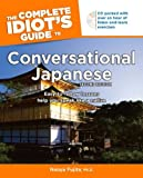 img - for The Complete Idiot's Guide to Conversational Japanese, 2nd Edition (Idiot's Guides) book / textbook / text book