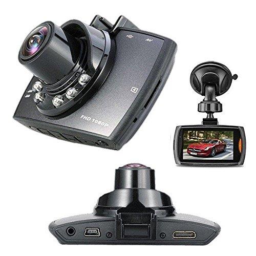 "Car Camera Full HD 1080P 2.7"" Recorder Dash Video Cam G-sensor Night Vision"