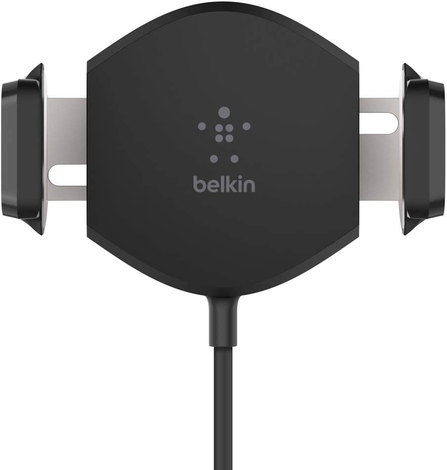 8 11 Pro Max Belkin Boost Up Wireless Charging Vent Mount 10W 8 Plus//Samsung Galaxy S10 XS XS Max Wireless Car Charger Mount for iPhone 11 XR X 11 Pro Note10 and More