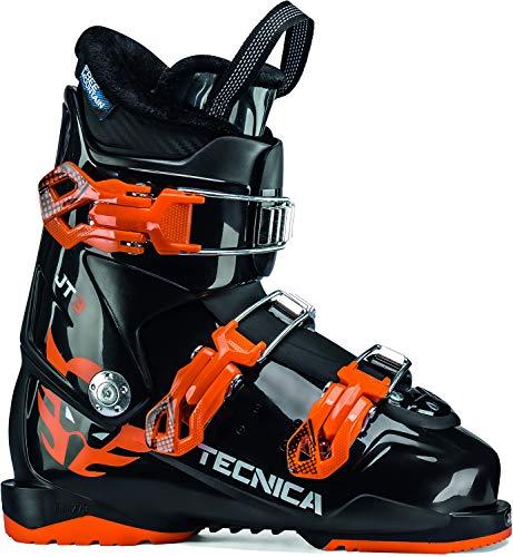 Tecnica JT 3 Ski Boots Black Kid's Sz 4.5 (22.5) ()