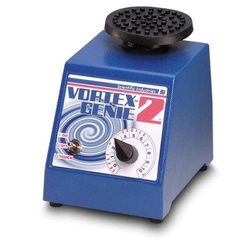 Scientific Industries Vortex-Genie (G560) SI-0236 2 Shaker, 600 to 3200 RPM, 120 VAC