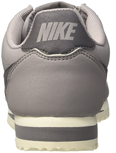de Nike Multicolor Leather Zapatillas Atmosphere Gimnasia 017 Classic Grey Mujer Cortez Guns Wmns para X6XTHC