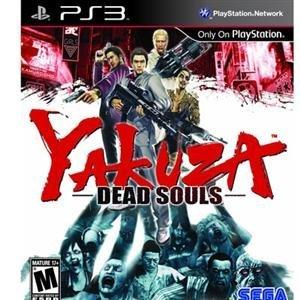 Yakuza Dead Souls PS3 (69059) -