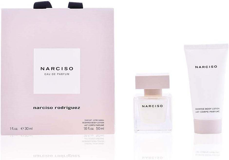 Narciso Rodriguez Estuche de 2 Piezas - 80 ml: Amazon.es: Belleza