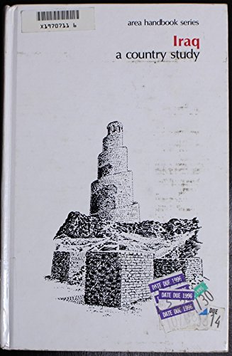 Iraq, a country study (SuDoc D 101.22:550-31/990)