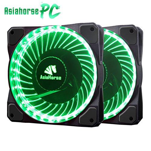 solar computer fan - 6