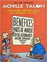 Achille Talon, volume 46 : Le Monde merveilleux par Widenlocher