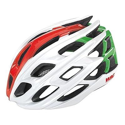 Wag Casque Road GT3000technologie conehead Italie coloration taille m 52–58cm (Casques VTT et route)/Road Helmet GT3000conehead Technology Size M Italian Flag Colors 52–58