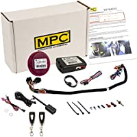 MPC PREWIRED Plug & Play 1-Button Remote Starter Kit - Fits GM Vehicles 2007-2017