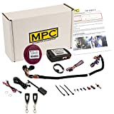 1 button remote car starter - PREWIRED Plug & Play 1-Button Remote Starter Kit - Fits GM Vehicles [2007-2017]