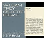 William Troy, William Troy, 0813505534