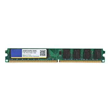 1.8V Memoria Ram DDR2 2GB 800 MHz para Intel/AMD, 240pin PC2 ...