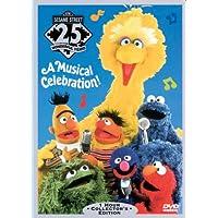 Sesame Street's 25th Birthday: A Musical Celebration [Import]