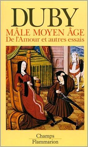 Book Mâle Moyen Age