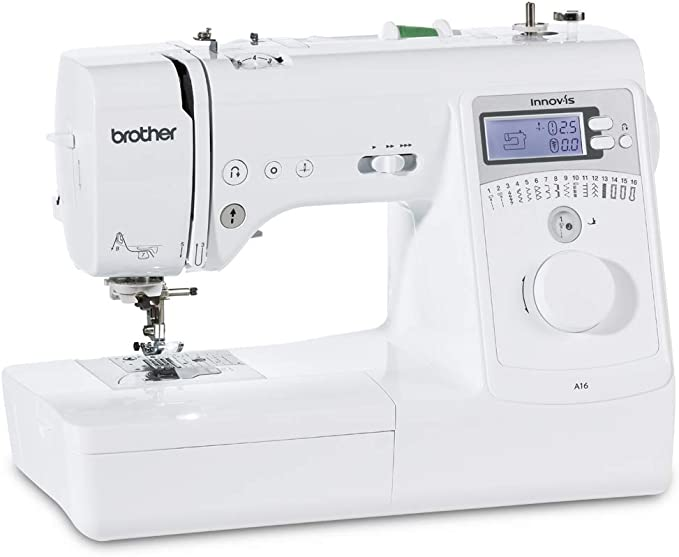Brother Innov-Is A16 + – Máquina de Coser (Dealer del Paquete ...