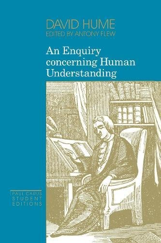 An Enquiry Concerning Human Understanding (Paul Carus Student Editions)