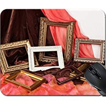 MSD Natural Rubber Mouse Pad Mouse Pads/Mat design 25310276 Collection of vintage on textile