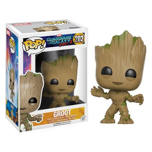 Guardians of the Galaxy Vol. 2 Groot Pop! Vinyl Figure