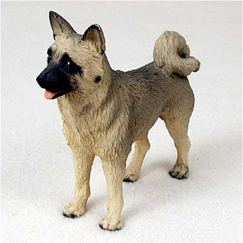 Akita, Fawn Original Dog Figurine (4in-5in)