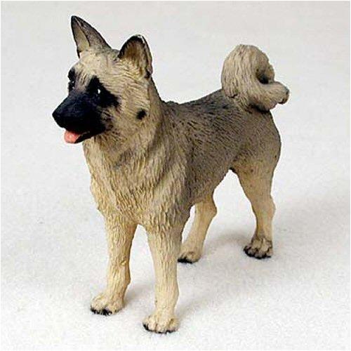 Akita, Fawn Original Dog Figurine (Akita Fawn Figurine)