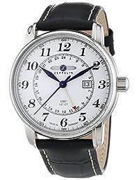 Graf Zeppelin Dual Time, GMT Watch 7642-1