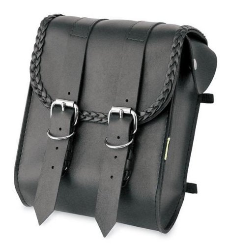 Willie & Max Braided Sissy Bar Bag SBB481