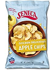 Seneca Crispy Apple Chips Golden Delicious, 71g
