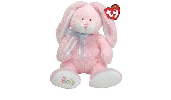 Amazon.com  Ty Bunny Hop - Pink Bunny  Toys   Games 09feb537416