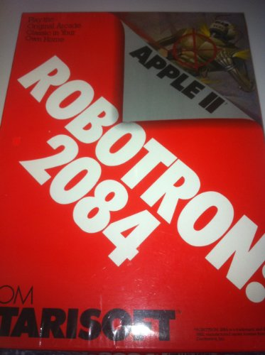 Atari Robotron: 2084 from Atarisoft. PLay the Original Arcade Classic in your Own Home. Apple II softwar ()
