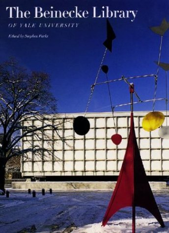 Download The Beinecke Library of Yale University pdf epub