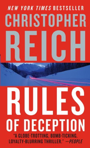 Rules of Deception (Jonathon Ransom series Book 1) by [Reich, Christopher]