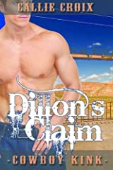 Dillon's Claim (Dume Ranch Series Book 3)