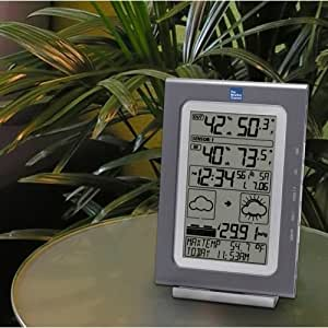 La Crosse Technology  Weather Channel WS-9020TWC-IT Intelligent Forecast Station with Multi-Language Display Option