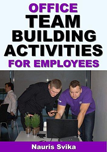 amazon com office team building activities for employees ebook