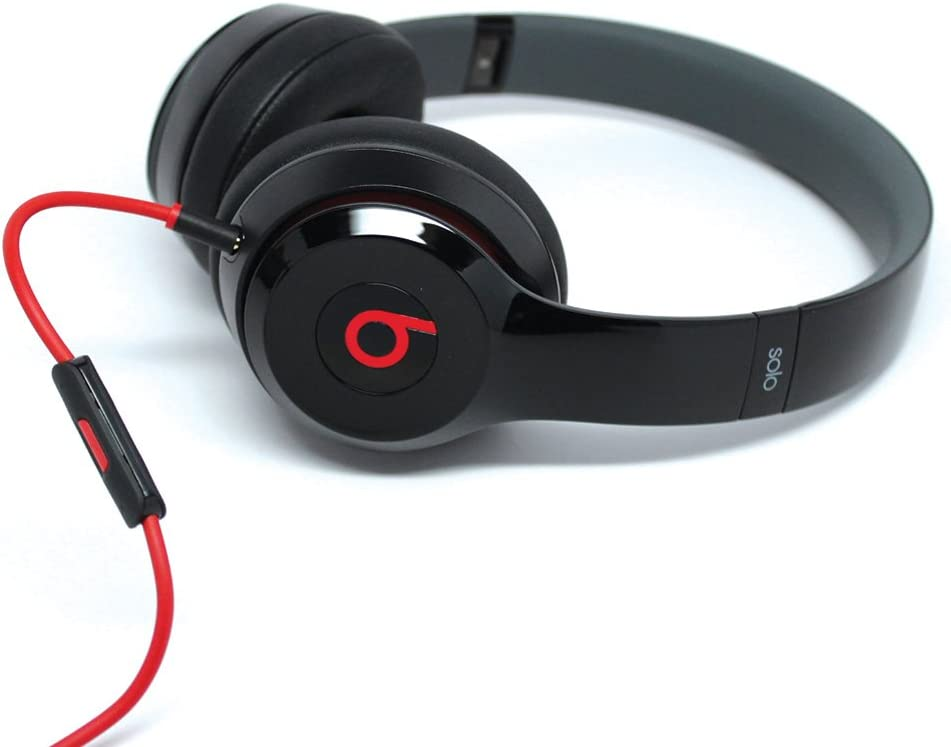 Beats Solo 2 Wired Headphones Black Amazon Ca Electronics