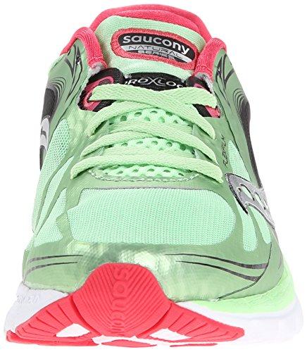 Saucony | Zapatillas de running para mujer KINVARA{5} | Verde, color, talla 41