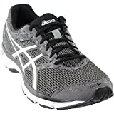 ASICS Men's Gel-Excite 4 Running Shoe, Carbon/Silver/Black, 10.5 4E US