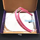 1set Dental Face Shield Glasses Frame Anti-fog