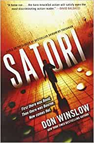 Amazoncom Satori 9780446561914 Don Winslow Books